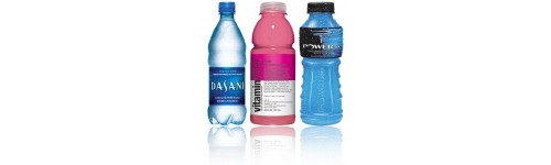 Sports Drinks & Water