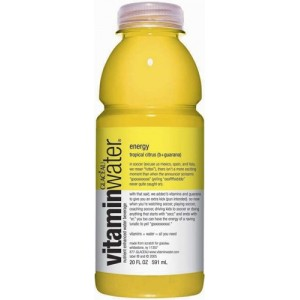 Vitamin Water Energy (Tropical Citrus)