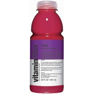 Vitamin Water Revive (Fruit Punch)